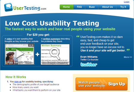 Visit UserTesting.com